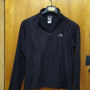The North Face Women's Black Fleece Jacket Size L